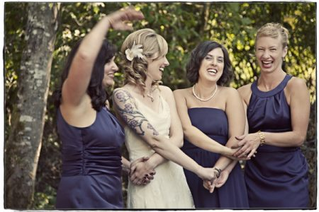 Bridesmaid Alternatives: A Compendium | A Practical Wedding