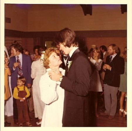 1976 Vintage Wedding: Dave & Mary  | A Practical Wedding