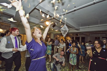 Yay New York: The Party (Part I) | A Practical Wedding