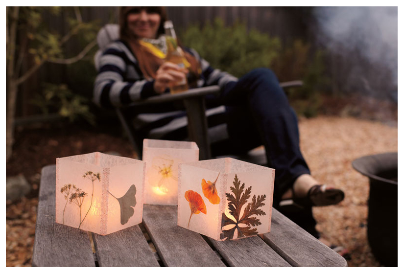 How to luminaria with kelly wilkinson for Making luminaries