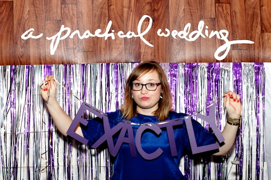 APW Book Tour: Brooklyn | A Practical Wedding