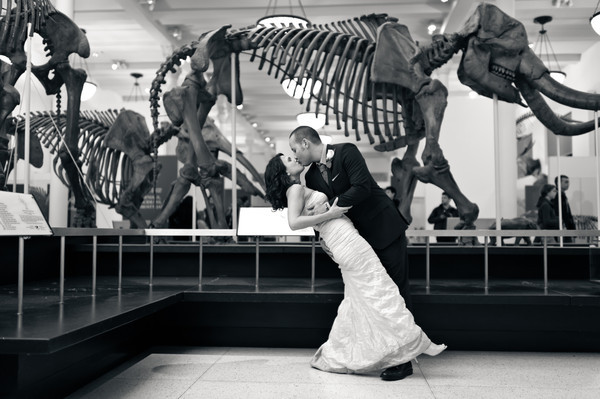Guerrilla Wedding Museum of Natural History Manhattan NYC (45) | A Practical Wedding