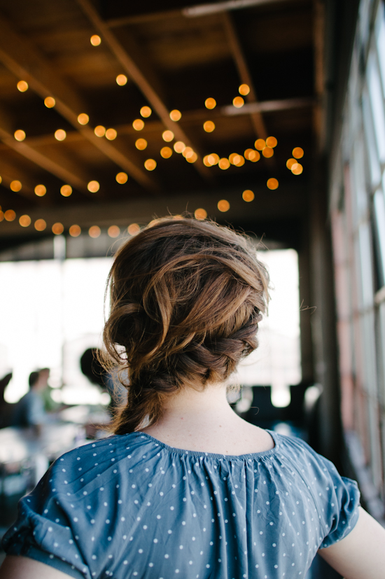How To: Create A Bohemian Fishtail Braid | A Practical Wedding