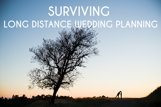 Long Distance Planning | A Practical Wedding
