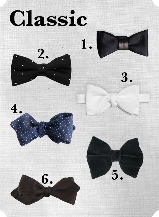 Roundup: Wedding Bow Ties | A Practical Wedding