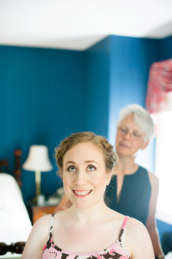 Clara & Sarahs Low Key Factory Space Wedding | A Practical Wedding