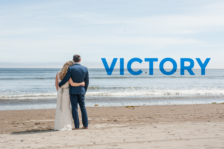 Victory | A Practical Wedding