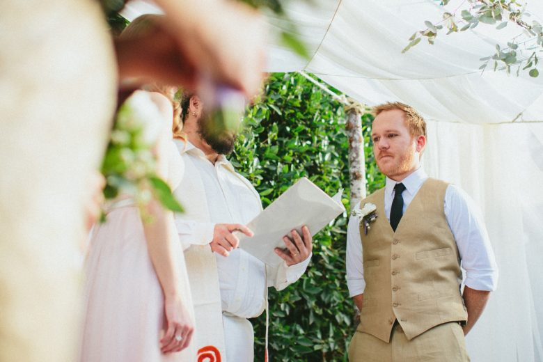 A Weekday Backyard Wedding (Planned In Seventeen Days) | A Practical Wedding