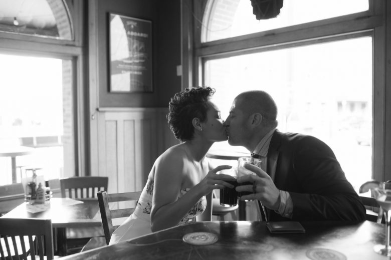A Colorado City Hall Wedding | A Practical Wedding