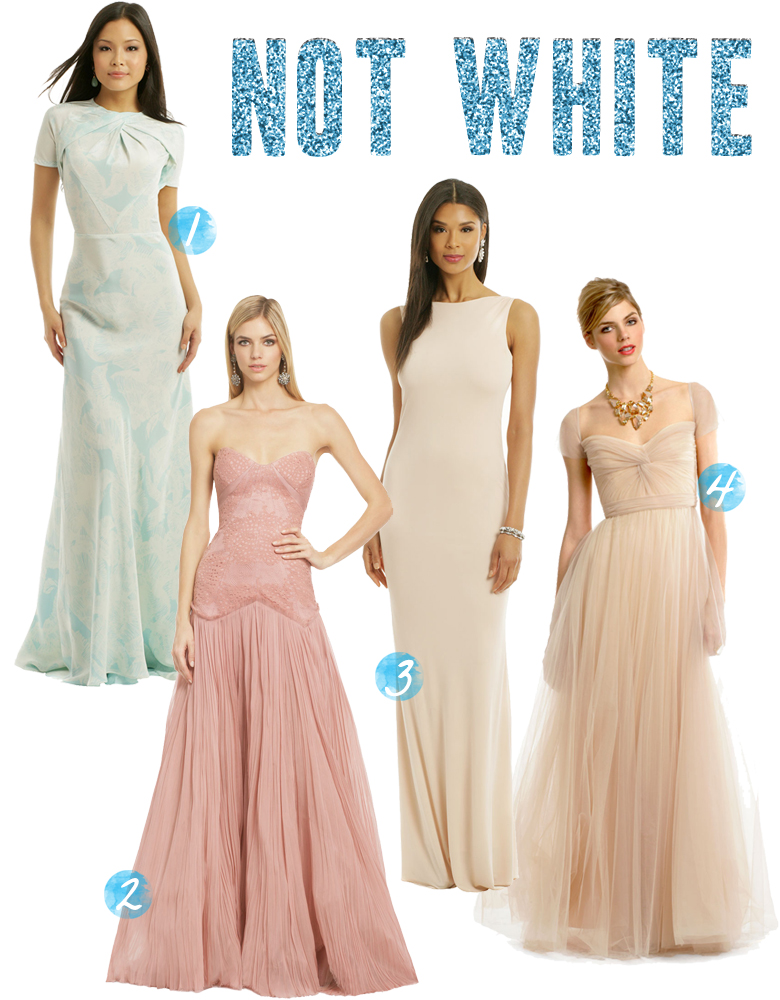 Rent The Runway: Wedding Dresses | A Practical Wedding