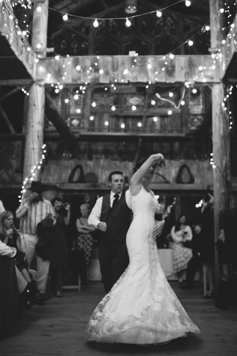 A Colorado Wedding In An Antique Barn | A Practical Wedding