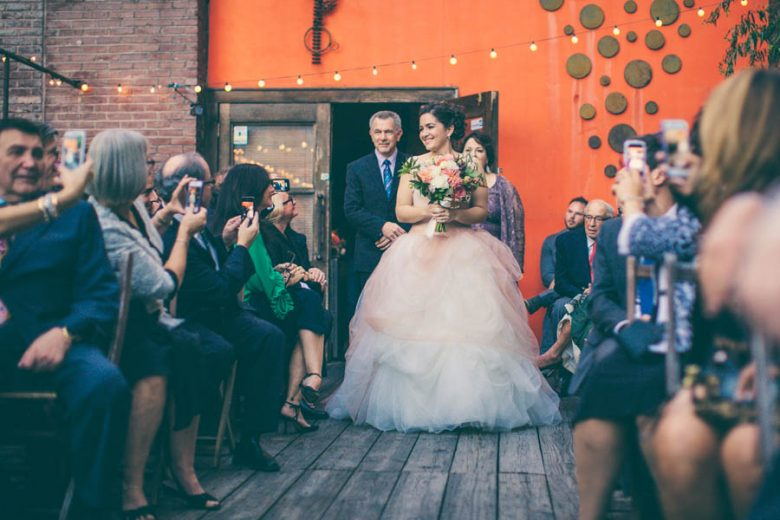 A Brooklyn Wedding With A Killer Dance Party | A Practical Wedding