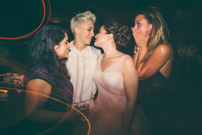 A Brooklyn Wedding With A Killer Dance Party | A Practical Wedding