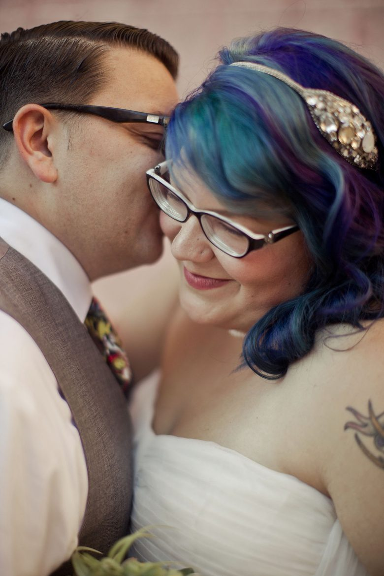 An Intimate DC Wedding, At Home   A Practical Wedding