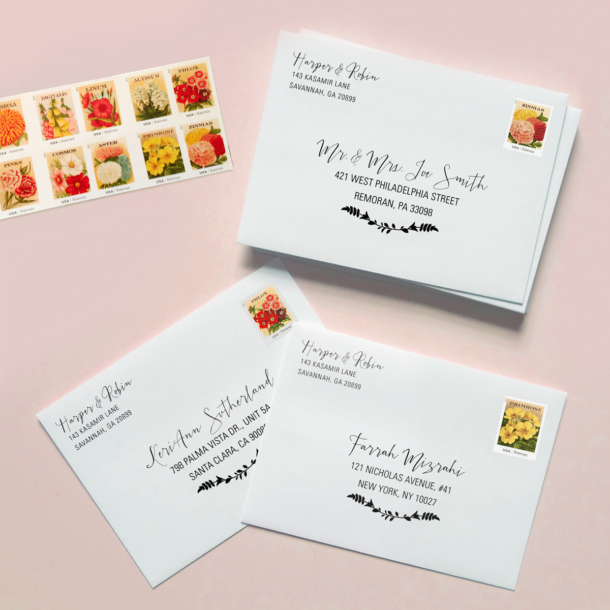 How To Address Wedding Gift Envelope : The Feminist Guide to Addressing Wedding Invitations