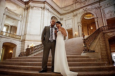 Mayi & Jon And The San Francisco City Hall Wedding | A Practical Wedding