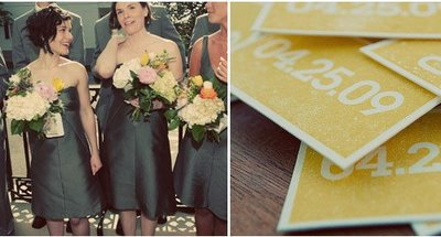 Wedding Graduate: Ellie Of Mint | A Practical Wedding