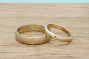 With These Rings: Make Your Own Wedding Bands
