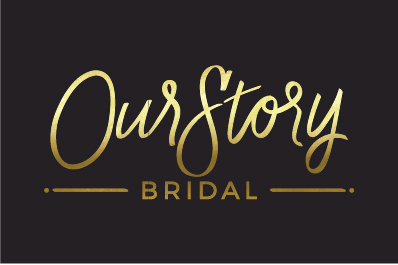 Our Story Bridal | Better Than a Sample Sale logo