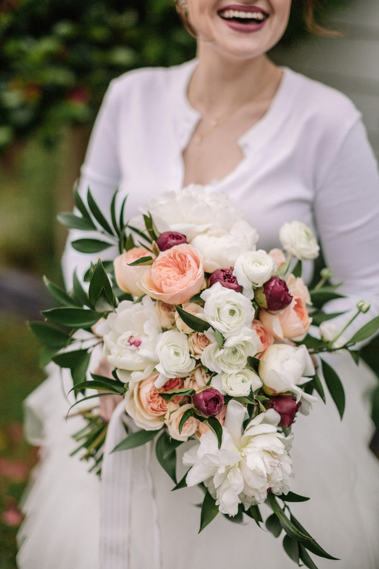 How To Make A Diy Wedding Bouquet A Practical Wedding