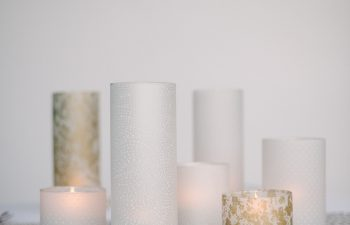 How To: Vellum Candle Centerpiece | A Practical Wedding (8)