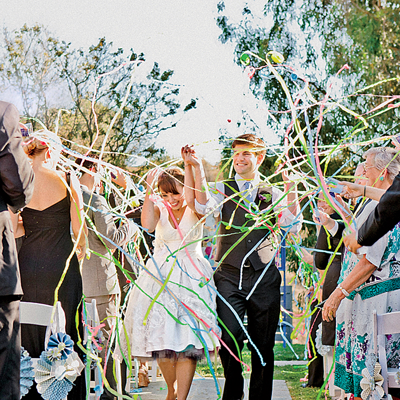 6 Wedding Exits That Are Absolutely worth It | A Practical Wedding