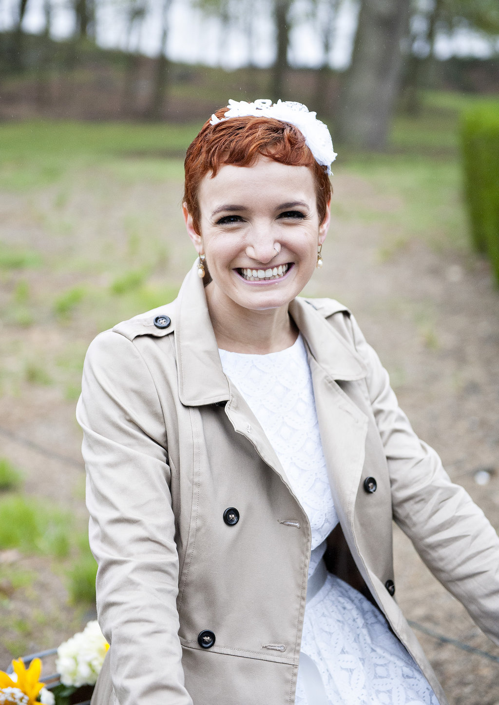 How To Style Your Pixie Cut For Your Wedding | A Practical Wedding