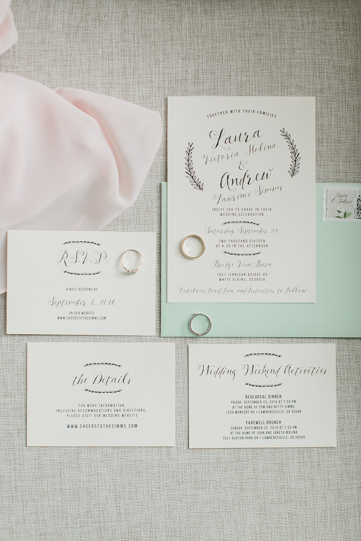 18 Free Script Fonts for Your DIY Wedding Invitations | A ...