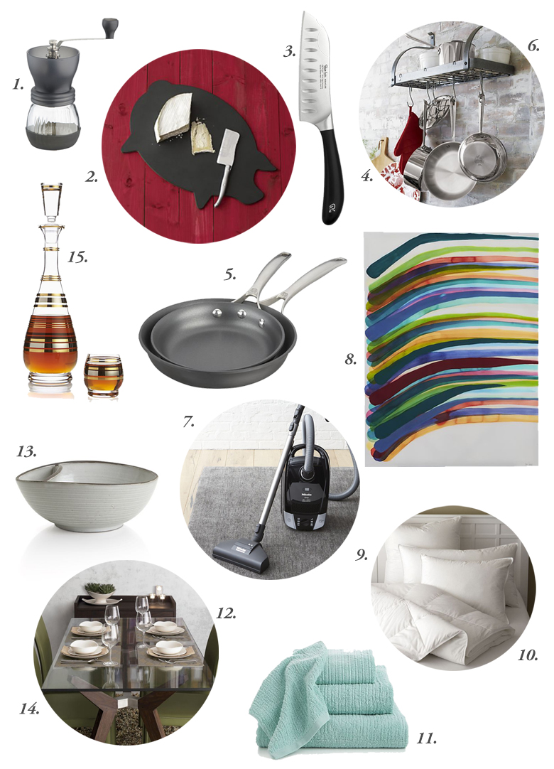 Crate Barrel Wedding Registry.15 Wedding Registry Items For When You Re Just Starting Out