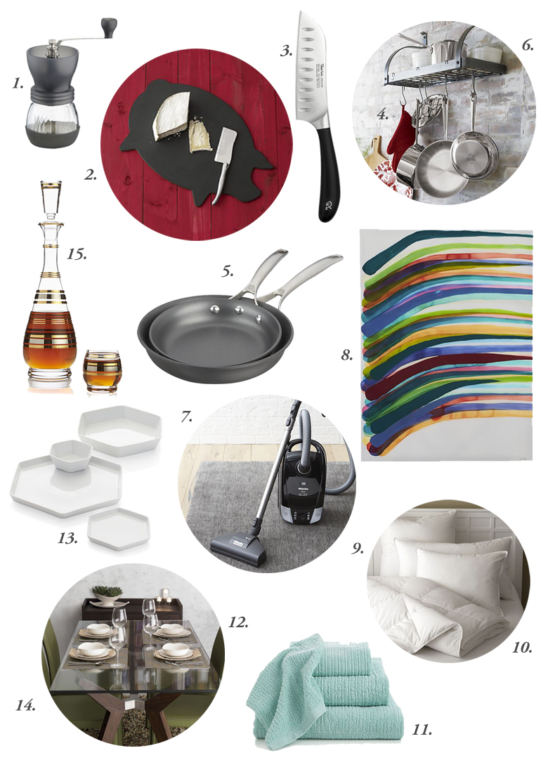 15 Wedding Registry Items For When Youre Just Starting Out A