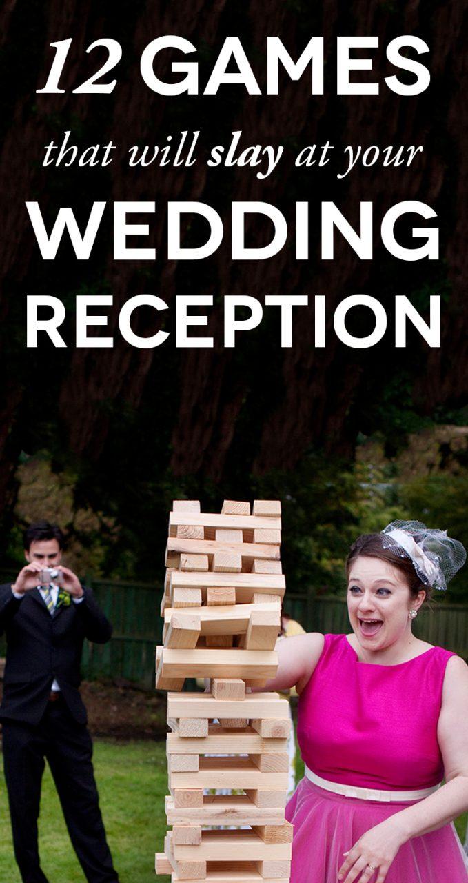 Wedding Game Ideas | Wedding Games To Make Your Reception Fun A Practical Wedding