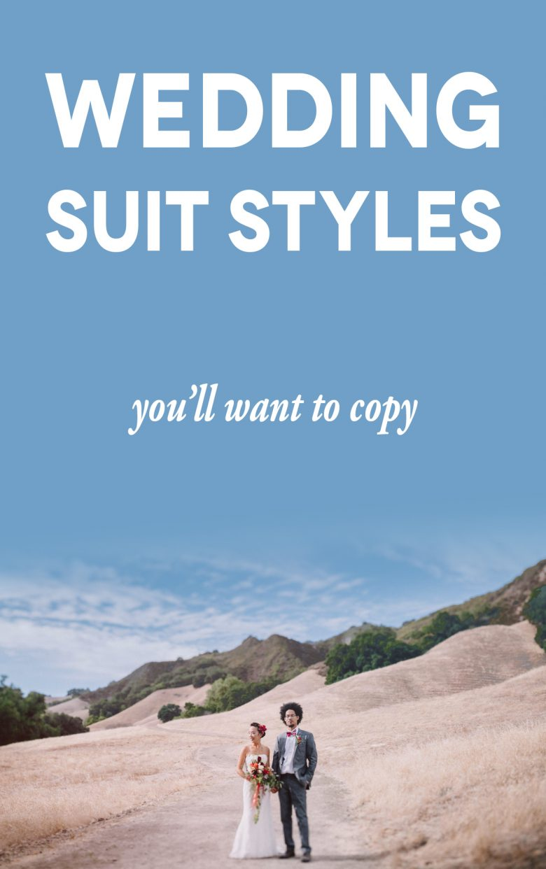 Suit Styles Inspiration