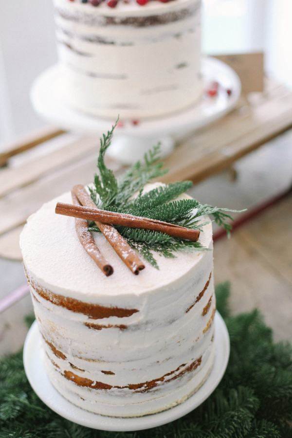 17 Naked Cakes And How To Make Your Own A Practical Wedding