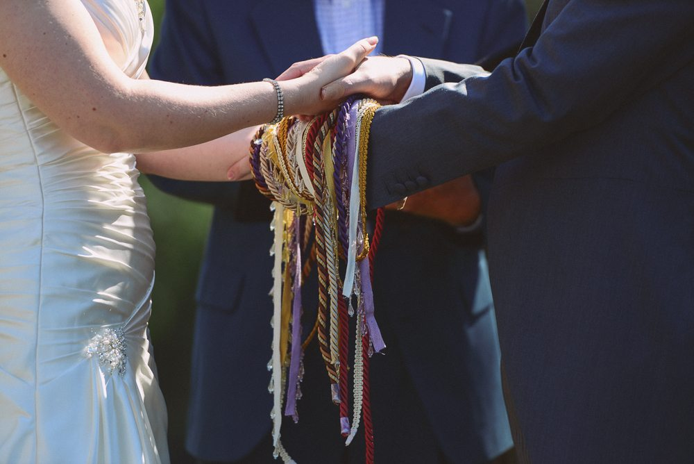 An amazing photograph of a handfasting ceremony. Probably the best photograph ever made of a hand fasting ceremony.