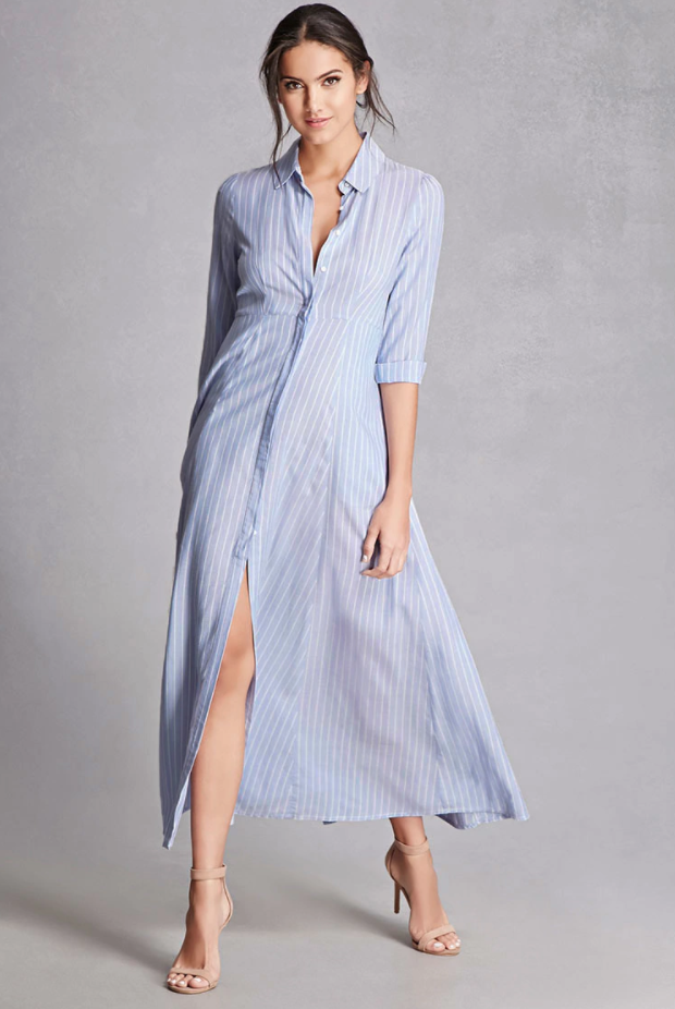 striped shirt dress nursing friendly dresses