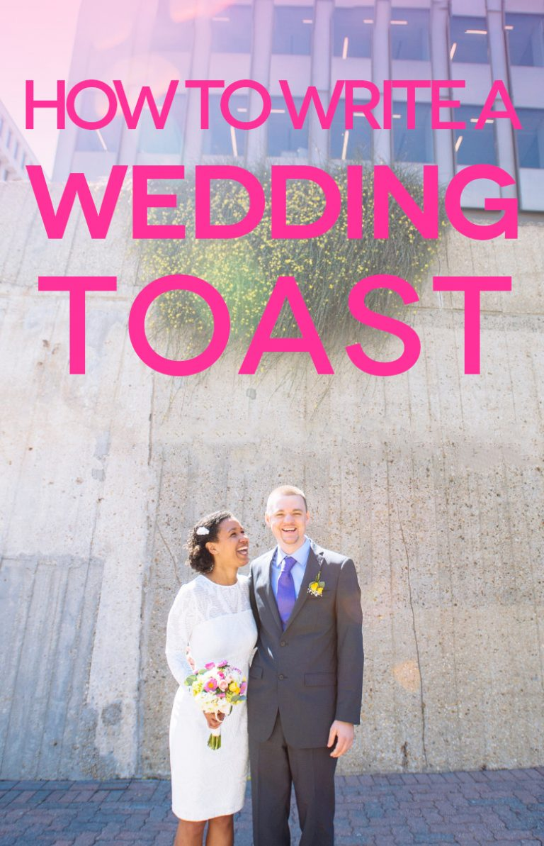 30 Wedding Toast Quotes Tips