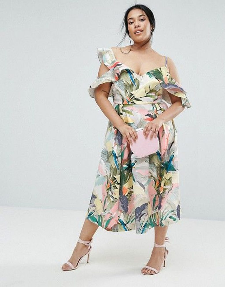 49 Stunning Bridal Shower Dresses To Make You Shine A Practical