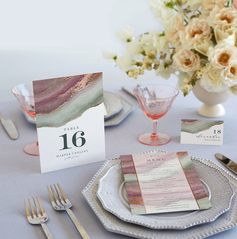 Coastal Lines Collection by Grace Kreinbrink for Minted