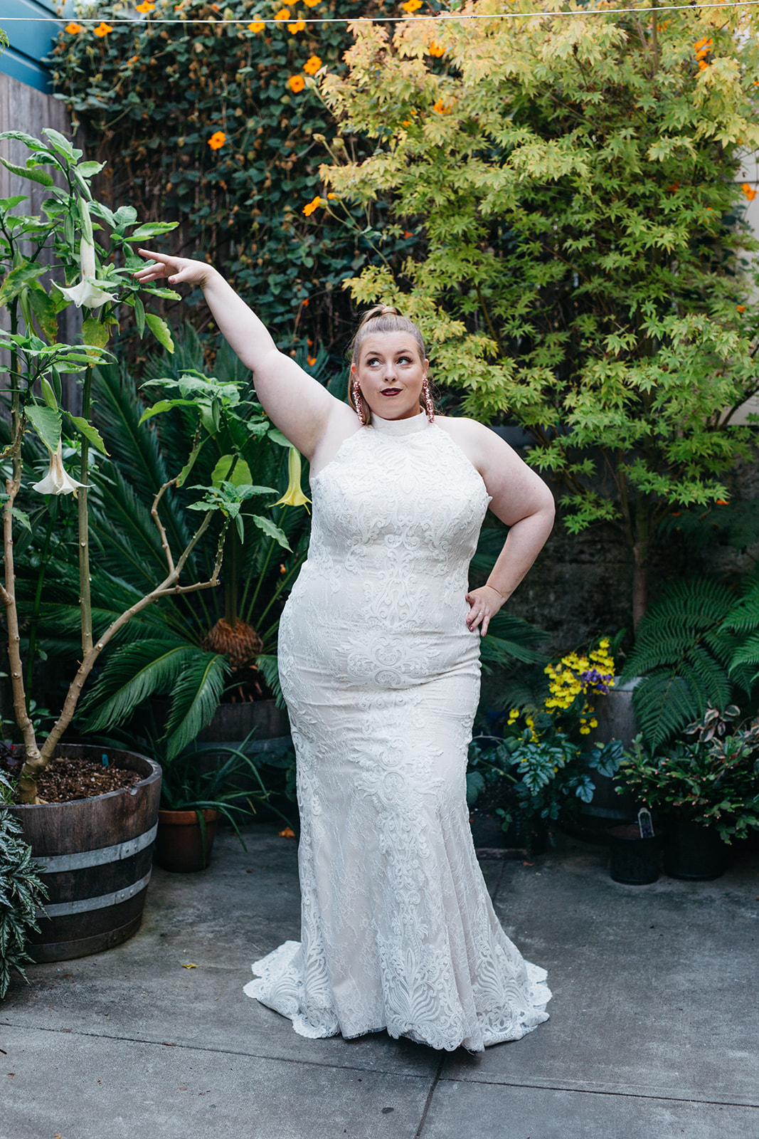 Our Plus Size Wedding Dresses Are Designed For Real Women Apw