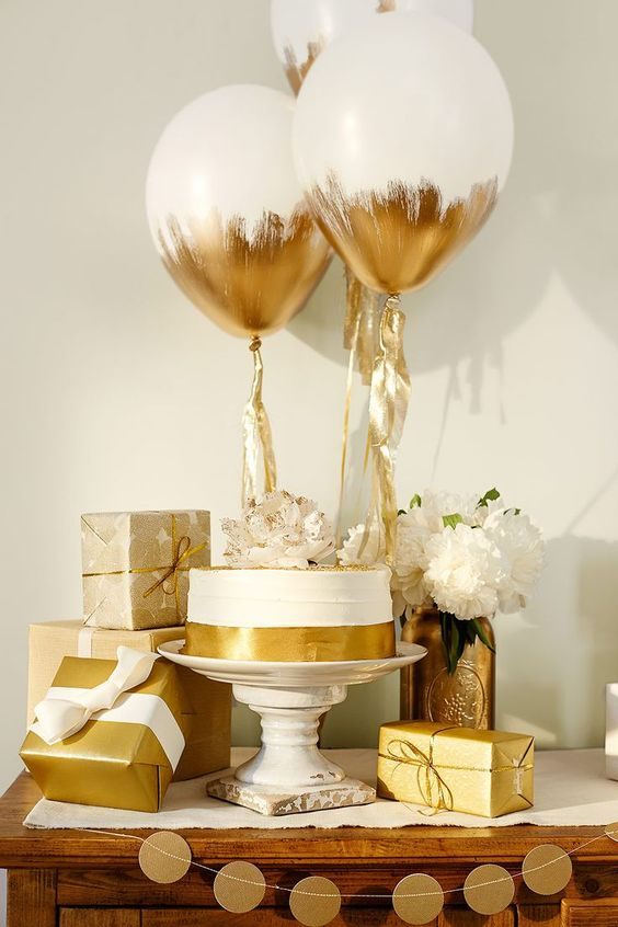 5 Easy Ideas For Chic Bridal Shower Decorations A