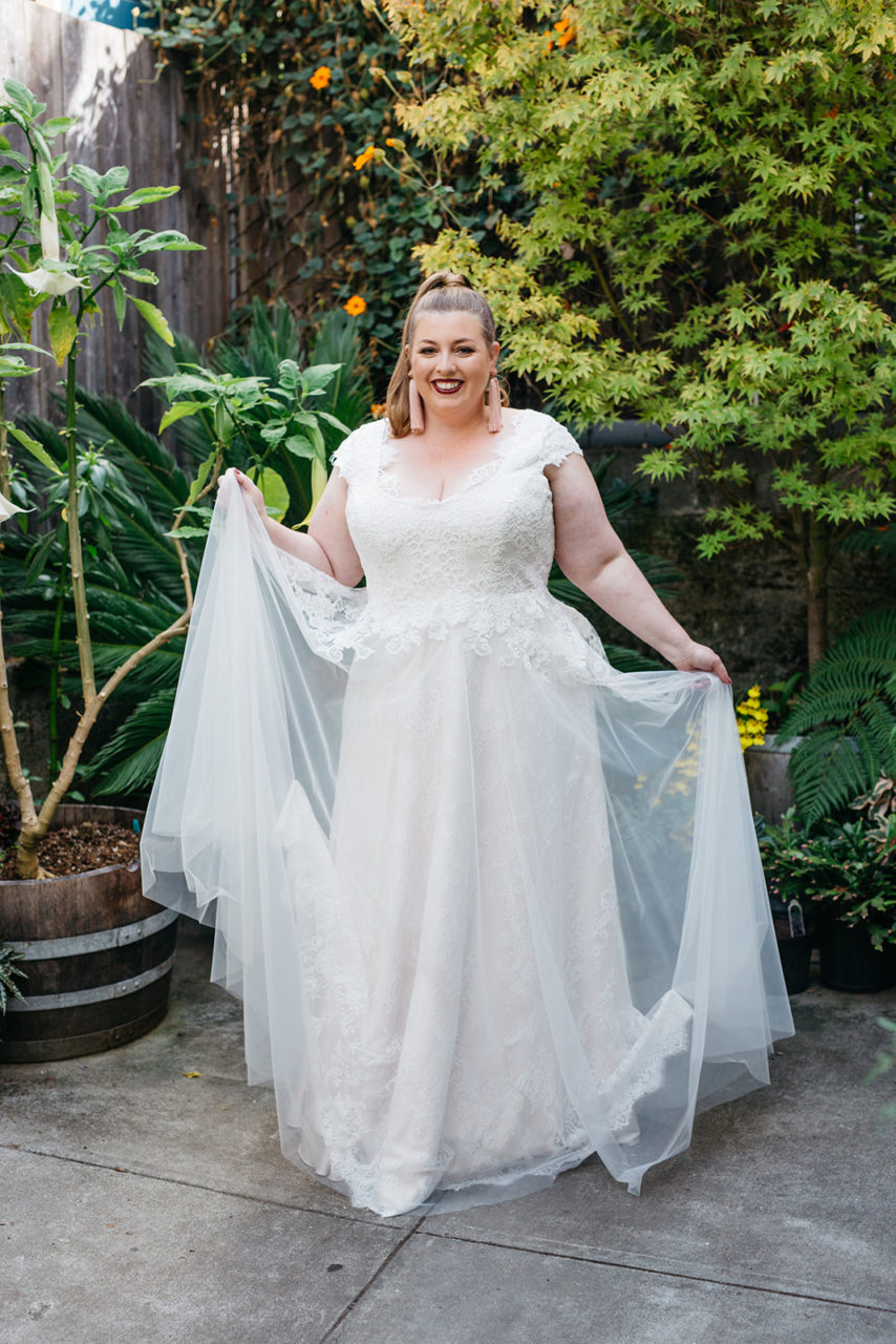33 Gorgeous Plus Size Wedding Dresses For Every Style And Budget A Practical Wedding