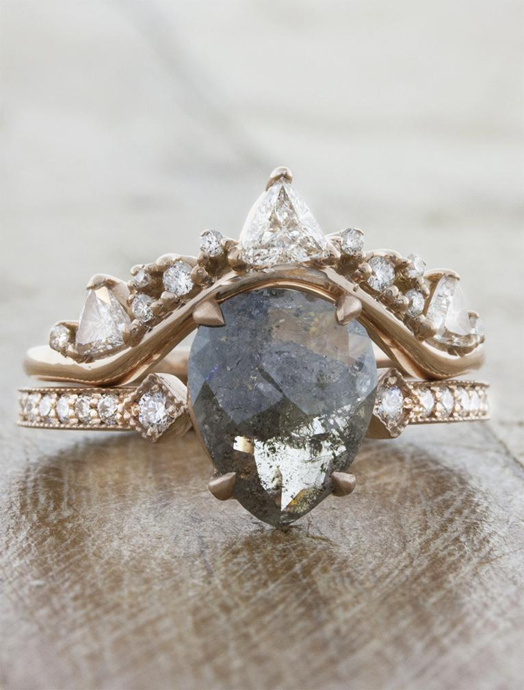 Photo of Charleen Pear ring