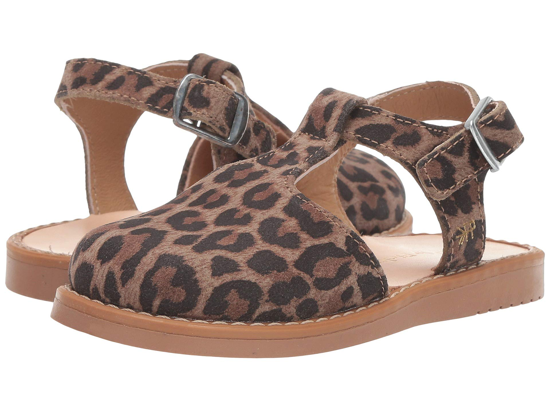 leopard print clog shoes